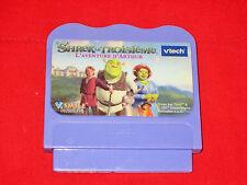 Jeu seul V.Tech/Vtech - V.Smile/Vsmile - Shrek le Troisième l'Aventure d'Arthur