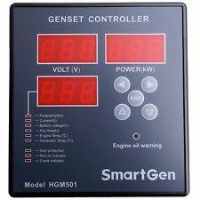 SmartGen HGM501 Controlador del generador de arranque manual