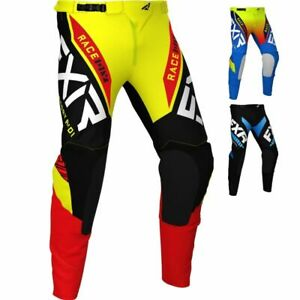 FXR Racing F21 Helium Pro-Stretch MX Youth Motocross Gear Pant
