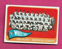 1965 TOPPS # 234 CHICAGO WHITE SOX TEAM EX-MT CARD (INV# C4192)