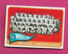 1965 TOPPS # 234 CHICAGO WHITE SOX TEAM EX-MT CARD (INV# C4192)