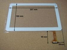 """Vitre tactile 10"""" pour tablette MPMAN MP10 QUAD (version 50pin) - 16546"""
