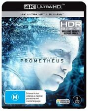 Prometheus 4K Blu-Ray : NEW 4K Ultra HD