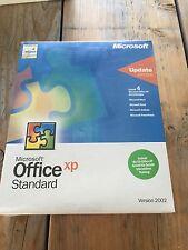 Microsoft Office XP Standard Update Version Deutsch, MwSt Rechnung vom Händler