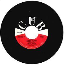 Jimmy Jones 1960 Cub 45rpm Good Timin' b/w My Precious Angel cLEAn! Doo-Wop