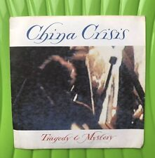 "China Crisis - Tragedy & Mystery VS587 7"" Single *3 for 1 on postage*"