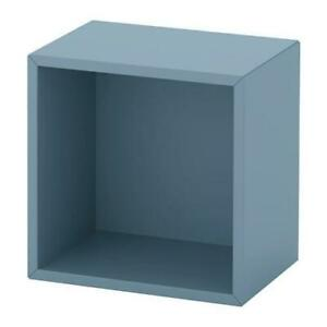 IKEA EKET 703.345.52 Light Blue Cabinet Jon Karlsson Storage Box Shelf