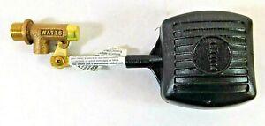 "Watts 8"" x 3/8"" Evaporative Cooler Valve Kit STD-CA Bronze 1/8"" Outlet 0770178"