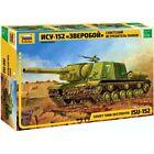 "Zvezda 3532 ISU-152 ""Beast Killer"" 152-mm /soviet tank destroyer/ 1/35"