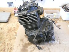 1984 HONDA XR600L ENGINE (MISSING SOME INTERNALS, FOR PARTS ONLY)    #1060