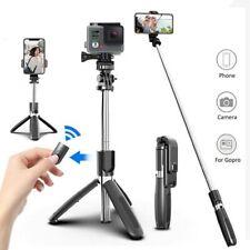Wireless Bluetooth Selfie Stick Tripod Foldable Tripod Monopods Universal