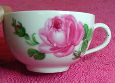 """Meissen X 1st & 2nd (MSS150 Rose - Pink) 2 1/4"""" CUP(s) Exc (6 avail)"""
