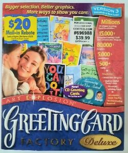 GREETING CARD Factory VERSION 3 Deluxe --->NEW-IN-BOX<---