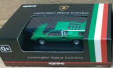 LAMBORGHINI LAMBORGHINI Contach LP500S Green Kyosho Model 1/64