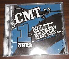 CMT Number Ones by Various Artists (CD, Dec-2008, Kock)