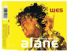 WES - alane TODD TERRY REMIXES  5trk MAXI CD 1997