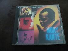 """CD """"TOUMA"""" Mory Kante / 10 morceaux"""