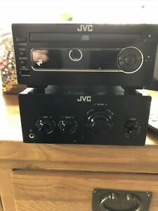 JVC UX-D750 Wireless Traditional Hi-Fi System - BlackSpares and repairs