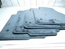 LUXURY DEEP PILE BENTLEY MULSANNE NAUTIC FLOOR MAT SET RHD NEW OEM MATS