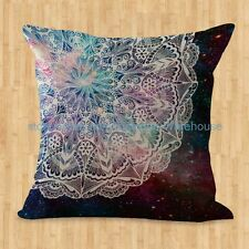 US SELLER- accessories for home decor mandala bohemian gypsy cushion cover