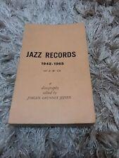 Jazz Records 1942-1965 Volume 2 Bl-Co discography by Jorgen Grunnet Jepsen 1966