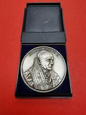 More details for pope john paul ii medallion in box