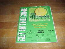 1997 The Eddleman Pro Tennis Classic Tennis Program Brook Highland Racquet Club