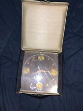 """Rare� numismatic clock bicentennial by marion kay"