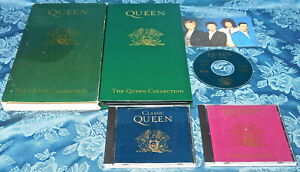 Queen The Queen Collection 1992 Hollywood Records FREE SHIPPING MERCURY 3 Discs