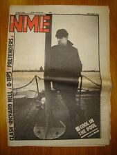 NME 1980 APR 5 TEARDROP EXPLODES THE CLASH PRETENDERS