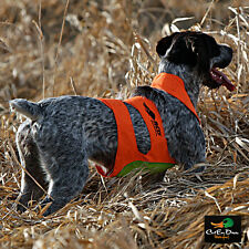 AVERY GREENHEAD GEAR GHG UPLAND DOG VEST SPORTING BLAZE ORANGE LARGE L