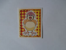 Autocollant Stickers POKEMON Collection MERLIN N°17 ROUCOUPS !!!
