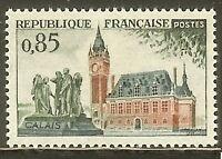 "FRANCE N°1316 ""CALAIS"" NEUF xx TTB"