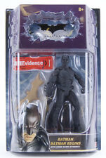 Batman Begins Movie Masters Chase Figure Demon Ghoul with Crime Scene Evidence