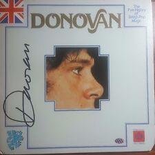 Donovan Autographed Album Hand Signed PAAS/COA Folk Rock Pop Psychedelic