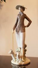 Lladro 6760 El Paseo Diario Walking the Dogs, Mint condition, in box!
