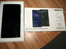 Medion X6001 Smartphone (15,2 cm (6 Zoll)