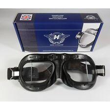Halcyon Racing Goggles Black Frames