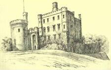 CASTLES & DOMESTIC ARCHITECTURE OF SCOTLAND TWELFTH-EIGHTEENTH CENTURY VOL 1-5