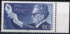 Germany Famous Condactor and Composer Otto Klemperer stamp 1985 MNH