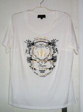 Pompöös Harald Glöckler Designer Shirt von QVC  Gr. 52