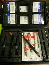 Heli Coil 48 Inserts Metric Coarse Threaded Insert Thread Repair Kit Incomplete