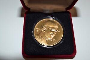 Highland Mint Cal Ripken Jr. Bronze Coin with Case 16880/25000!