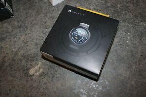 *AMAZFIT* Verge 1811 SmartWatch Grey OPEN BOX