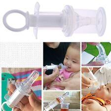 Baby Squeeze Medicine Dropper Dispenser Utensils Flatwar Pacifier Needle Feeder