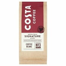 Costa Signature Blend Coffee Beans 200G