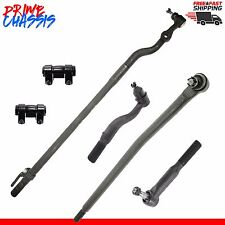 6 PC Steering Parts Ford Excursion F-250 SD F-350 SD 99-05 Tie Rod Ends Link 4WD