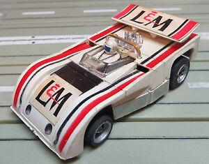 For H0 Slotcar Racing Model Railway Lola T 260 2 New Sander / Tyre