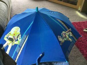 Childs DisneyBuzz Light year Umbrella