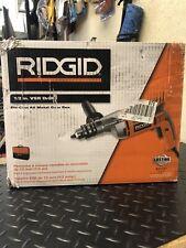 """Ridgid R71111 Corded 1/2"""" VSR Drill NEW! *FREE SHIPPING*"""